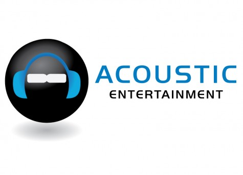 Acoustic Entertainment logo design