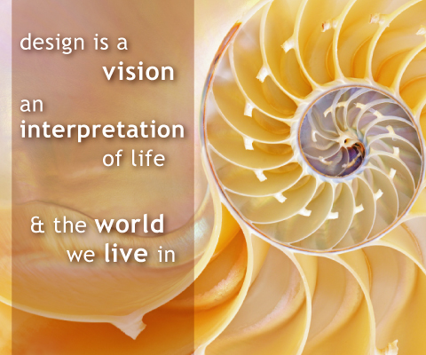 Design is the vision